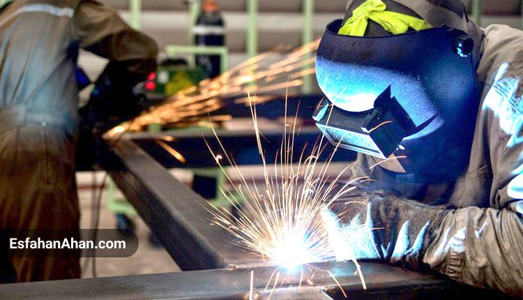آموزش جوشکاری آهن آلات