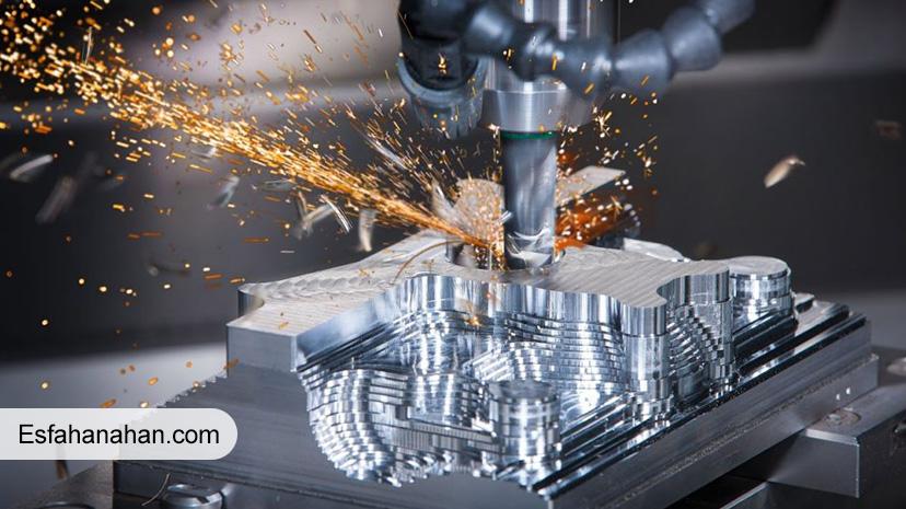 ماشین-کاری-CNC
