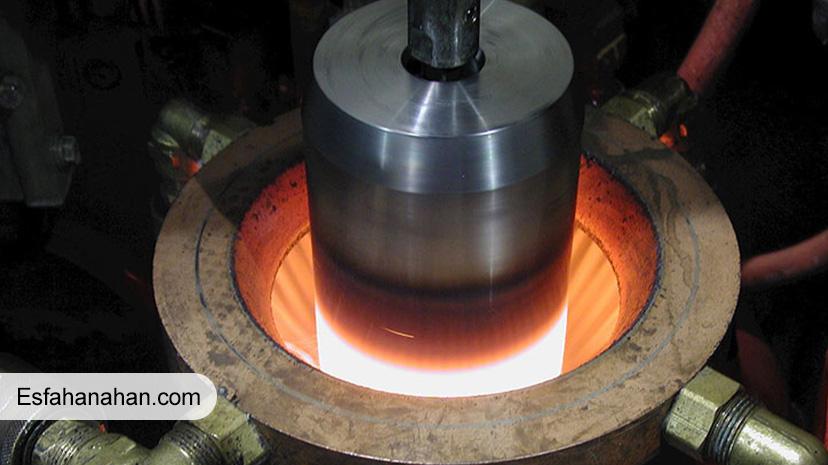 گرم شدن بیش از حد فلز
