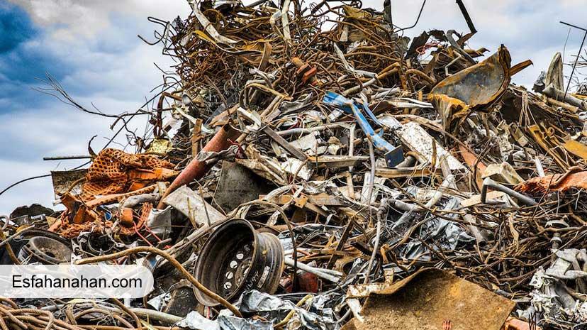 انواع-فلزات-بازیافت-شده