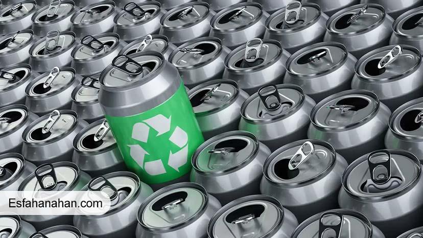 اهمیت بازیافت فلزات