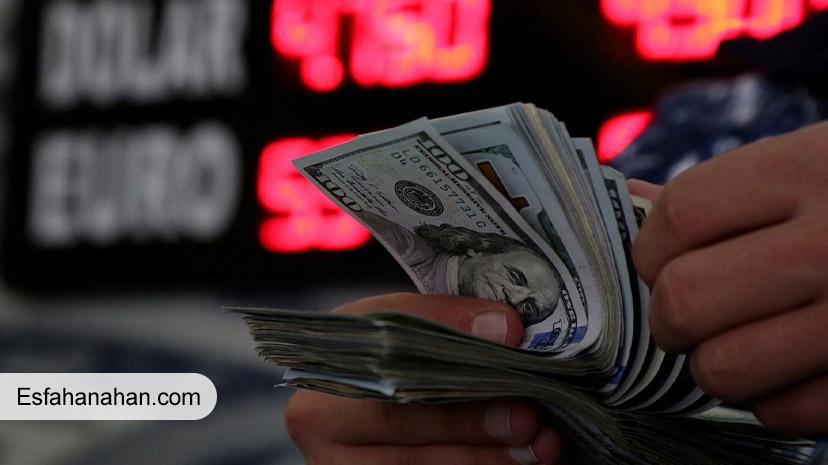 تقابل دلار و بورس